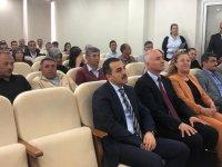 Kars Valisi Türker Öksüz, kursa katıldı ders dinledi