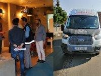Kars'ta okul çevreleri ve servis araçlarına sıkı denetim