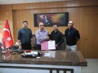 Kars Barajı sulaması için malzeme alım sözleşmesi imzalandı