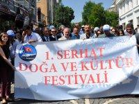 Serhat Doğa ve Kültür Festivali başladı