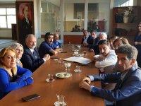 Kars Kent Konseyi'nin yönetim kurulu üyeleri belli odlu