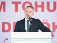 """Acu; """"DSİ, Ülkemizin vizyon projelerini hayata geçiriyor"""