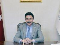 """Başkan Alibeyoğlu: """"15 Temmuz hain darbe girişiminin 3. yıldönümünde; Unutmadık, Unutturmayacağız"""""""