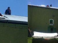 Kars'ta intihar etmek isteyen kız çocuğunu itfaiye eri kurtardı