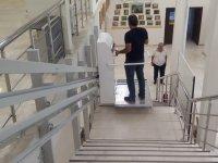 Kars Müzesi engelliler için erişilebilir hale geldi