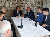 Vali Türker Öksüz, Şehit polis için düzenlenen Mevlit'e katıldı