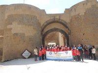 Kars Emniyetinden çocuklara tarihi ve kültürel etkinlik