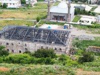 Beylerbeyi Sarayının çatısı aslına uygun restore edilmiyor!