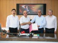 Iğdır Aşağı Karasu 1. Kısım İnşaatı sözleşmesi imzalandı