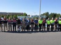İçişleri Bakanlığının kampanyasına Kars'tan destek!