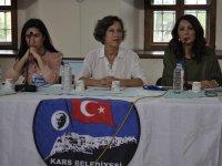 """Kerestecioğlu, """"Türkiye, başta kadın cinayetleri olmak üzere zor bir dönemden geçiyor"""""""