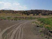 Iğdır'da 6500 yılık yerleşim yeri tespit edildi
