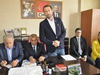 CHP'li 100 milletvekili 25 ilde sahaya indi