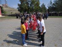 Arpaçay'da İlköğretim Haftası kutlandı