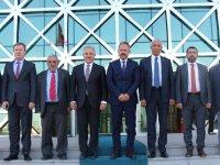 Milletvekilleri Arslan ve Kılıç'dan, Emniyet Müdürü Bitirik'e ziyaret