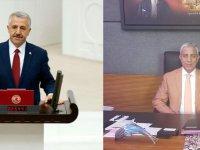 Ahmet Arslan ve Yunus Kılıç'ın Atatürk'ün Kars'a gelişinin 95. yıldönümü mesajı