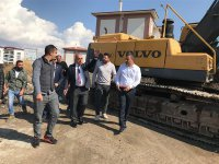 DSİ Kars 24. Bölgeden Ardahan'a yeni tesisler