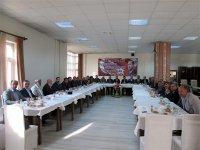 Kars'ta, Barış Pınarı Harekatı'na destek açıklaması