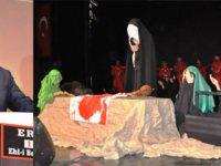 'Erbain Günü' etkinliğinde gözyaşları sel oldu