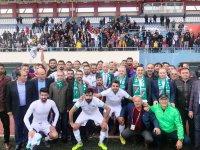 Kars36 Spor 1 – Ulalar Belediye Spor 0