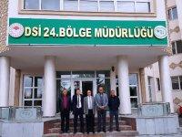 DSİ 24. Bölge ve Şeker Fabrikası, sulama ve pancarı istişare etti