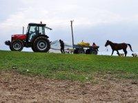 Çiftçi zor günler yaşıyor ama bitkisel üretimin artacağı söyleniyor