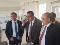 DSİ Kars 24. Bölge Müdürlüğü, Iğdır'da ki çalışmaları inceledi