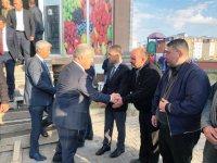 Milletvekilleri Arslan ve Kılıç'tan, Daşdelen ve Sara ailesine taziye ziyareti