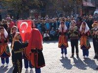 Kağızman'da 29 Ekim coşkusu