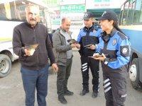 Kars'ta, Toplum Destekli Polisler soba zehirlenmelerine karşı uyardı