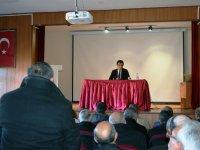 Susuz'da, Muhtarlar ve Halk Günü toplantısı
