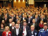 Türk-İş'in 23'ncü Olağan Genel Kuruluna Kars'tan gazeteciler katıldı