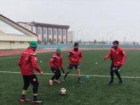 Kars 36 Spor'un Trabzon yolculuğu başladı