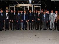 Vali Türker Öksüz, Kocaeli'nde KAI işadamları ve STK'lar ile bir araya geldi
