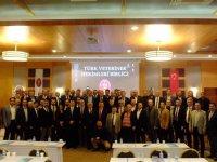 Kars VHO, Veteriner Hekimleri Odaları Yıllık Değerlendirme Toplantısına katıldı
