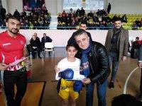 Kağızman'da Kick Boks turnuvası düzenlendi
