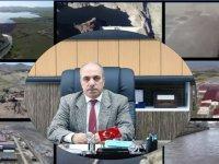 DSİ Kars 24. Bölge, 36 bin 300 dekar alanın ölçümünü yaptı