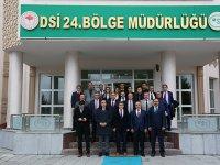 Aras Havzası Havza Yönetim heyeti toplantısı Kars'ta gerçekleştirildi.
