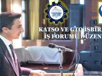 KATSO ve GTO iş birliği ile Sarıkamış'ta iş forumu düzenlendi