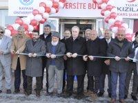 Kızılay, 36'ıncı üniversite butiğini Kars'ta açtı