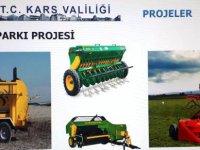 """Vali Öksüz, """"Tarım ve hayvancılık projelerimiz devam ediyor"""""""