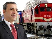 Başkan Yıldırım: Doğu Ekspresi'nin son durağı Ardahan olsun