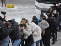 Kars polisi 10 bin kişiyi dolandırılmaktan kurtardı