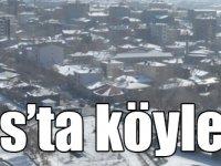 Kars'ta köyler boşalıyor!