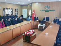 DSİ 24. Bölge Müdürlüğünün kadrolu işçileri göreve başladı