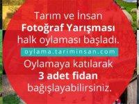 """""""Tarım ve İnsan Fotoğraf Yarışması"""" için halk oylaması başladı"""