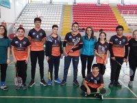 Yıldızlar badminton müsabakaları devam ediyor