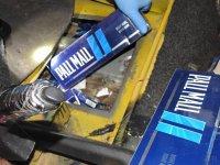 Kars'ta bin 527 paket kaçak sigara ele geçirildi