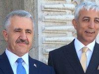 Ahmet Arslan ve Yunus Kılıç'ın Üç Aylar ve Regaip Kandili mesajı