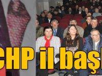 CHP il başkanını seçti